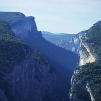 Le grand canyon du verdon