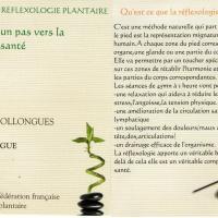 La réflexologie plantaire