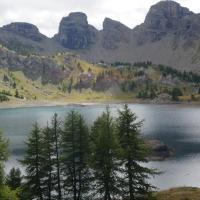 Lac d allos 2