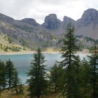 Lac d allos 3